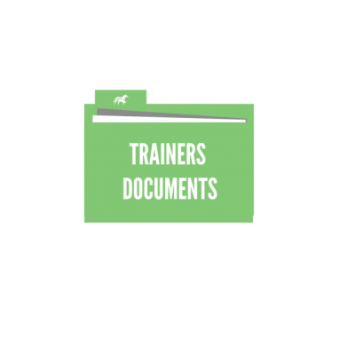 Trainers Document Folder